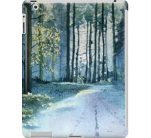 Forest Light iPad Case/Skin