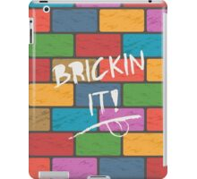 Brickin it! iPad Case/Skin