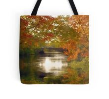 Fall Afternoon Tote Bag