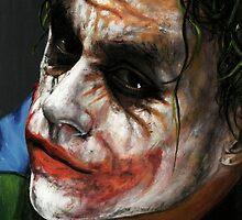 Joker Canvas by stevefawks