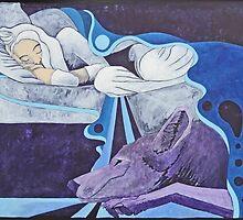 waking rest by AnnaAsche
