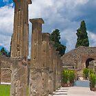 Pompeii by Sheila Laurens