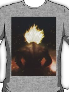Goku's Aesthetic Back T-Shirt