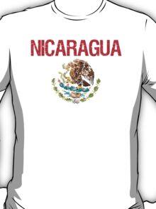 Nicaragua Surname Mexican T-Shirt
