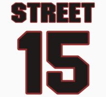 NFL Player Devin Street fifteen 15 by imsport