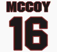 NFL Player Colt McCoy sixteen 16 by imsport