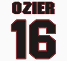 NFL Player Kevin Ozier sixteen 16 by imsport