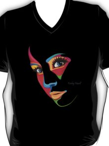Keeley Hazell in VectorPopArt #1 T-Shirt