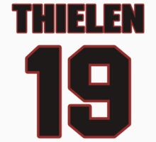 NFL Player Adam Thielen nineteen 19 by imsport