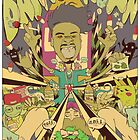 DANNY BROWN by marc mercado