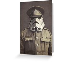 Sgt. Stormley  Greeting Card
