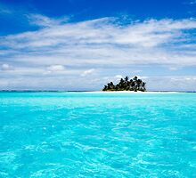 Island of Dreams - Cocos (Keeling) Islands by Karen Willshaw