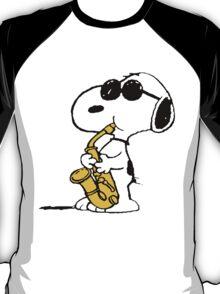 Snoopy sax T-Shirt