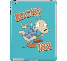 Rocko 182 iPad Case/Skin