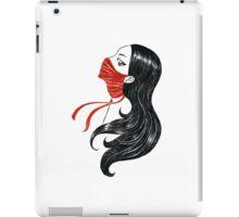 Speak not iPad Case/Skin