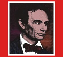 ABRAHAM LINCOLN-COLOUR by IMPACTEES