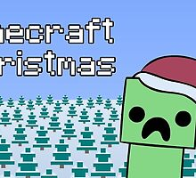 Minecraft - Christmas (A Perfect Gift) by tymersdesigns