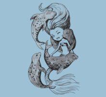 Mermaid Kids Clothes
