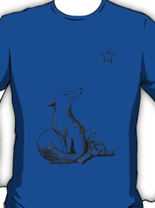 Boy and the fox T-Shirt