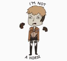 Jean Is Not A Horse Kids Clothes