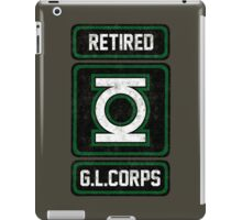 Retired Lantern iPad Case/Skin