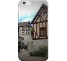 Le Moulin Des Chennevie'res..... Stepping Back In Time iPhone Case/Skin