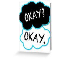 Okay?Okay. Greeting Card