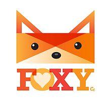foxy. by cutethingsart