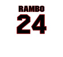 NFL Player Bacarri Rambo twentyfour 24 Photographic Print