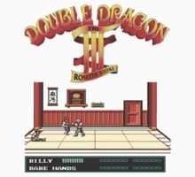 Double Dragon 3 Kids Clothes