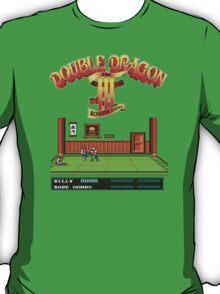 Double Dragon 3 T-Shirt