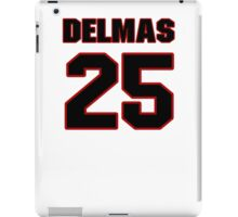 NFL Player Louis Delmas twentyfive 25 iPad Case/Skin