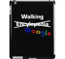 Walking Google iPad Case/Skin