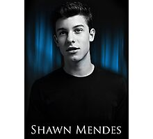 Shawn Mendes Photographic Print