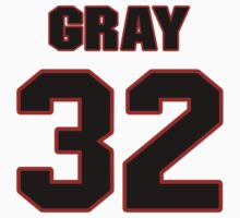 NFL Player Cyrus Gray thirtytwo 32 by imsport