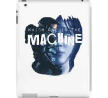 Machines iPad Case/Skin
