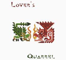 Monster Hunter- Lover's Quarrel by Superfreaky228