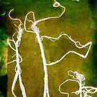 "Mornington Peninsula Grasslands 7 by Belinda ""BillyLee"" NYE (Printmaker)"