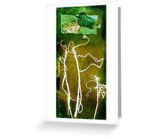 Mornington Peninsula Grasslands 7 Greeting Card