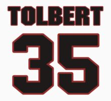 NFL Player Mike Tolbert thirtyfive 35 T-Shirt