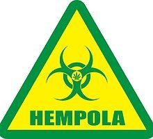 Caution Hempola by LGdesigns