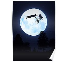 Riding the Kuwahara BMX. Like A Boss! Poster