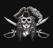 Cap'n Hook Jolly Roger by ZugArt