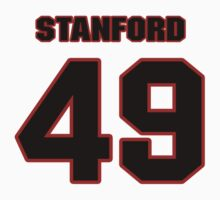 NFL Player Julian Stanford fortynine 49 by imsport