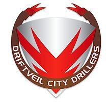 Driftveil City Drillers by Tal96