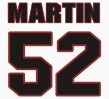 NFL Player Eric Martin fiftytwo 52 by imsport