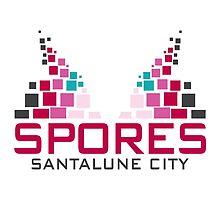 Santalune City Spores by Tal96