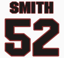 NFL Player D.J. Smith fiftytwo 52 by imsport