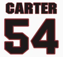 NFL Player Bruce Carter fiftyfour 54 by imsport