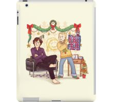 The Mystery of the Advent Chocolates iPad Case/Skin